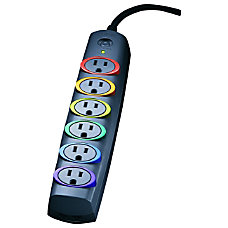 Kensington SmartSockets Surge Strip 370 Joules