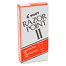 Razor Point Super Fine II Marker