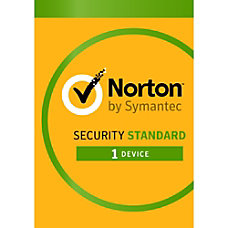 Norton Security Standard Download Version