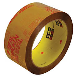 3M 3732 Preprinted Carton Sealing Tape