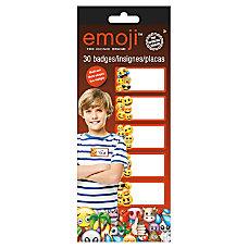 Sandylion Peel Stick Name Badges 1