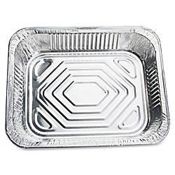 Genuine Joe Half size Disposable Aluminum