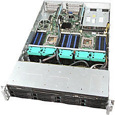 Intel Server System R2312GZ4GS9 Barebone System