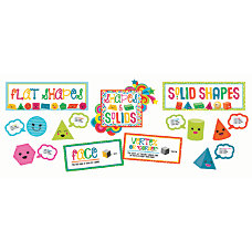Carson Dellosa School Pop Shapes And
