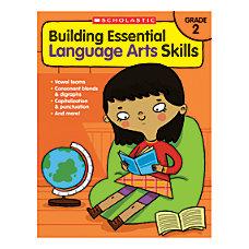 Scholastic Building Essential Language Arts Skills