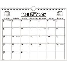 Day Runner Monthly Wall Calendar 15