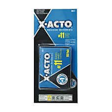 X Acto Gripster Replacement Blades No