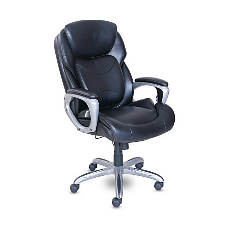 Realspace BTEC 600 Big Tall Executive additionally Office Chairs On Sale Staples 2 besides Kmart Folding Tables furthermore Reception Desk Furniture And Accessories together with OFM Essentials Leather Mid Back Chair. on officemax chairs on sale