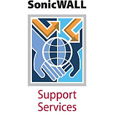 SonicWALL Dynamic Support 1 Year Service