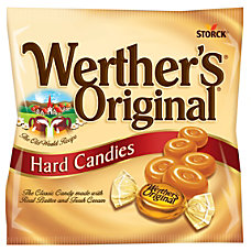 Werthers Original Hard Candies 55 Oz
