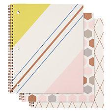Divoga Modern Minimal Spiral Notebook 8