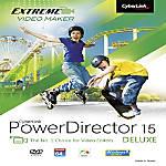 PowerDirector 15 Deluxe Download Version