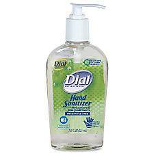 Dial Sanitizing Gel 750 oz Pump