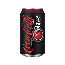 Diet Cherry Coke 12 Oz Case