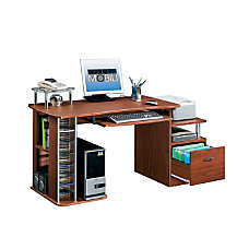 Techni Mobili Fiberboard Workstation 35 H