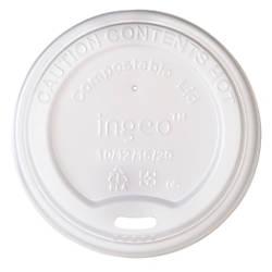 Highmark Compostable Hot Cup Lids 10