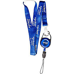 Socket Lanyard With Pull Reel For