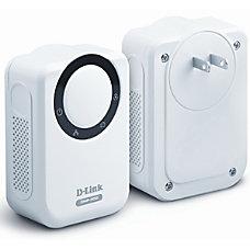D Link DHP 303 Powerline HD