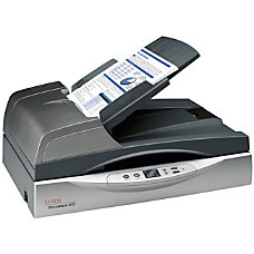 Xerox DocuMate 632 Flatbed Scanner