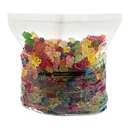 Albanese Confectionery Gourmet Gummy Bears Assorted
