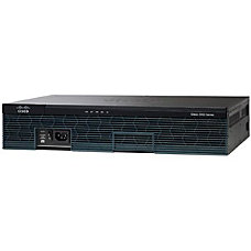 Cisco 2921 Integrated Services Router