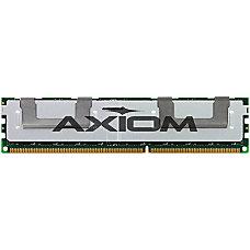 Axiom 32GB DDR3 1333 Low Voltage