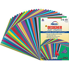 Pacon Fadeless Designer Art Paper Assorted