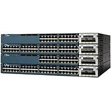 Cisco Catalyst WS C3560X 48PF S