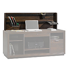 Sauder Forte Collection HutchPrivacy Wall With