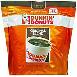 Dunkin Donuts Original Blend Coffee 24