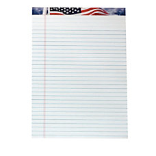 TOPS American Pride Writing Tablet 8