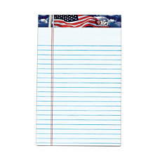 TOPS American Pride Writing Tablet 5