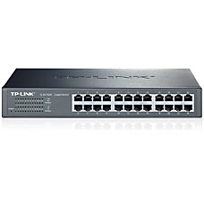 TP LINK 24 Port Gigabit DesktopRackmount