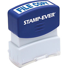 US Stamp Sign Pre inked Stamp