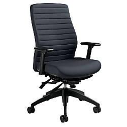 Global Aspen Fabric High Back Chair