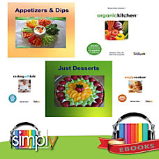 Cooking eBooks Collection Download Version