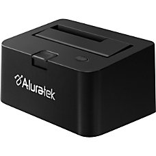 Aluratek AHDDU200F Drive Dock External