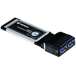 TRENDnet 2 Port USB 30 ExpressCard