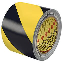 3M 5702 Striped Vinyl Tape 15
