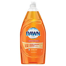 Dawn Ultra Antibacterial Dish Soap 342