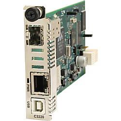 Transition Networks Fast Ethernet Media Converter