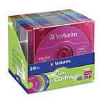 Verbatim 96685 CD Rewritable Media CD