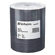 Verbatim DVD R 47GB 16X DataLifePlus
