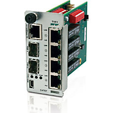 Transition Networks 4x T1E1J1 10100 Ethernet
