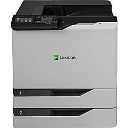 Lexmark CS820dte Color Laser Printer
