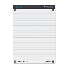 Ampad Shot Note Writing Pad Wide