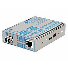 iConverter 10100 Ethernet Fiber Media Converter