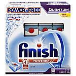 Finish Quantum Power Free Dishwashing Tabs