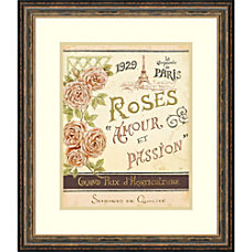 Amanti Art French Seed Packet I