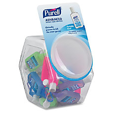 Purell Hand Sanitizer Jelly Wrap Display